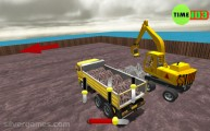 City Construction Simulator: Gameplay Truck