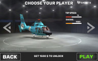 City Helicopter Flight: Helicopter Selection