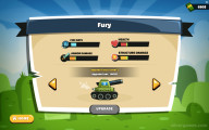 Clash Of Armour: Upgrade Fury