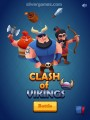 Clash Of Vikings: Menu