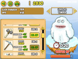 Clicker Monsters: Clicking Action