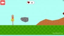 Climb Over It: Gameplay Walking Hammer