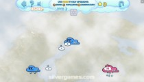 Cloud Wars: Snowfall: Gameplay Defense