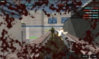 Combat Strike 2: Gameplay Shooting Blood