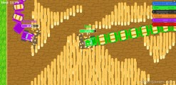 Combines.io: Multiplayer Truck Grain Field