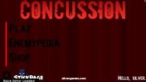 Concussion: Menu