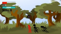 Concussion: Stickman Fighter Gameplay
