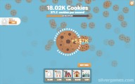 Cookie Clicker: Gameplay Cookie