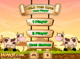 Cow Milking Simulator: Menu