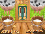 Cow Milking Simulator: Two Players Cow Milk
