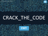 Crack The Code: Menu
