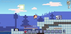 Craftmine: Gameplay Jump Run Blocks