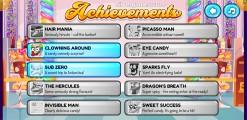 Crazy Candy Creator: Achievements