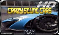 Crazy Stunt Cars: Menu