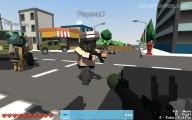 Crazy Craft: Gameplay Building Multiplayer