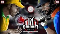 Cricket World Cup: Menu