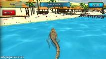 Simulateur De Crocodile: Giant Crocodile