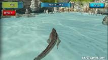 Krokodil Simulator: Hungry Crocodile