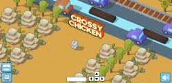 Crossy Chicken: Menu