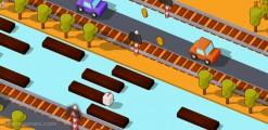 Crossy Chicken: Gameplay Reaction Chicken