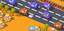 Crossy Chicken: Gameplay Chicken Dead