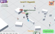 CrowdCity .io: Gameplay Zombie Chasing