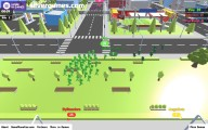 Crowded City.io: Gameplay Io