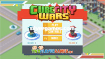 Cube City Wars: Screenshot