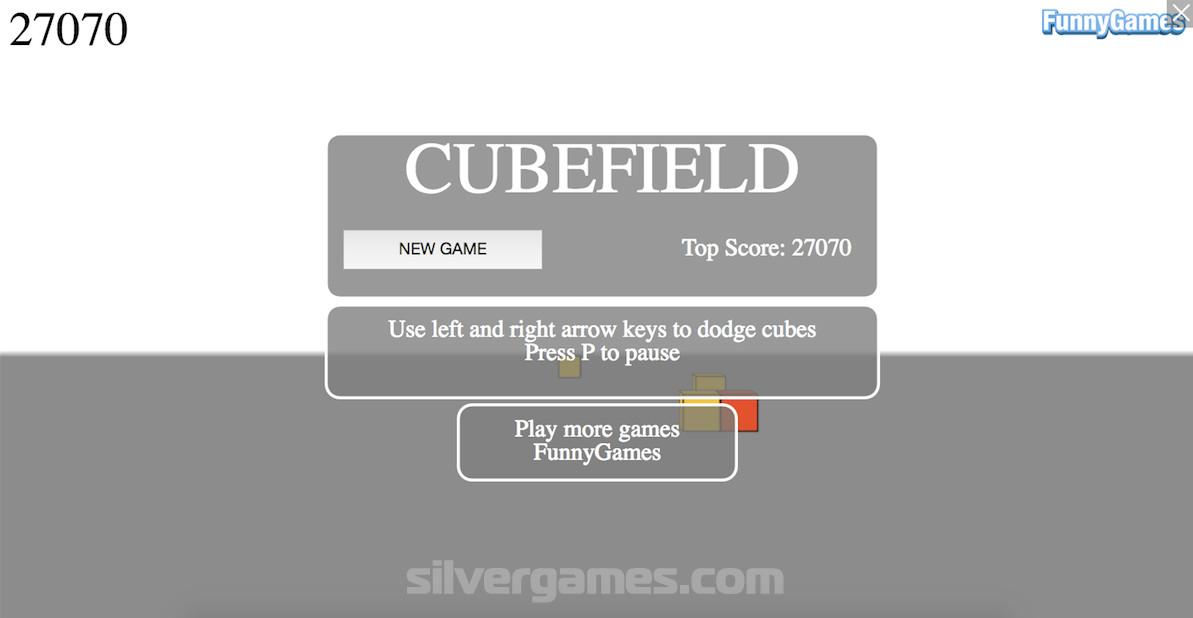 cubefield 2 silver games