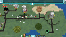 Cubic Castles: Multiplayer Gameplay Home Building