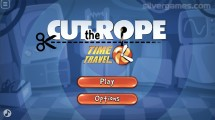 Cut The Rope: Time Travel: Menu