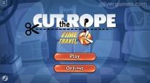 Cut The Rope: Voyage Dans Le Temps: Menu