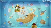 Cut The Rope: Voyage Dans Le Temps: Gameplay Rope