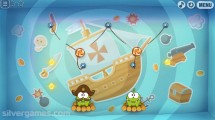 Cut The Rope: Time Travel: Strategy Game Frogs