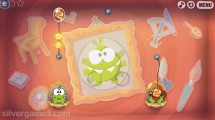 Cut The Rope: Time Travel: Gameplay Rope