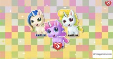 Cute Unicorn Care: Unicorn Selection