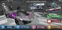Cyber Cars Punk Racing: Car Selection