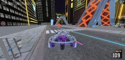Cyber Cars Punk Racing: Gameplay Stunt Cool Car