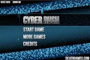 Cyber Rush: Menu