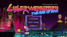 Cybervalny 2024: The Rise Of Evil: Menu