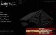 Dark Cut 2: Menu