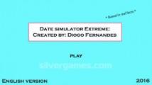 Date Simulator Extreme: Menu
