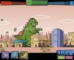Days Of Monsters: Dino Destruction Gameplay