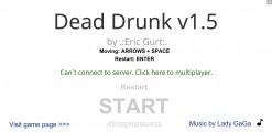 Dead Drunk: Menu