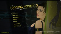 Deadly Venom 3: Menu