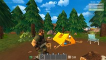 Deadwalk.io: Gameplay Wild Nature Defense