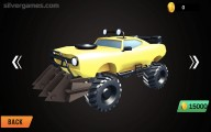 Death Race Shooting: Truck Selection