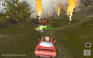 Death Race Shooting: Gameplay Car Battle