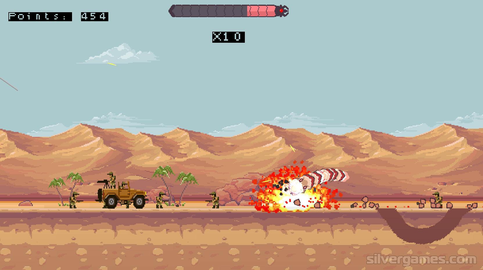 Death worm 2 game full screen terminator 2 game pc