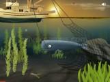 Deep And Blue: Shark Caught Gameplay